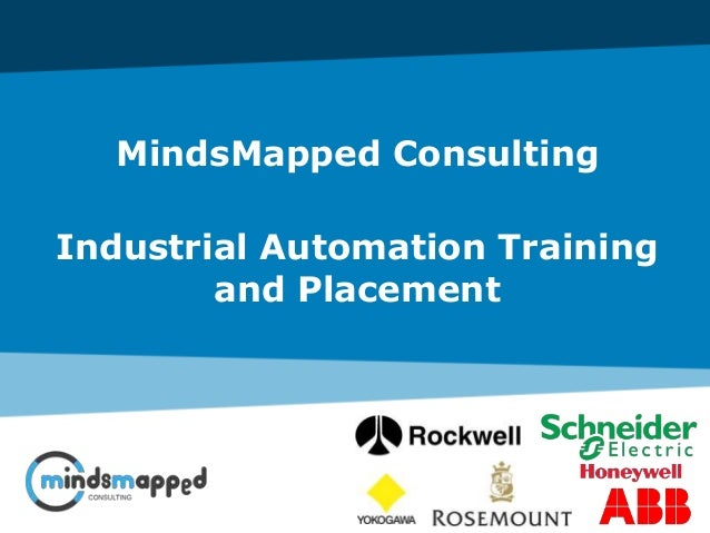 MindsMapped Consulting Industrial Automation Training and Placement