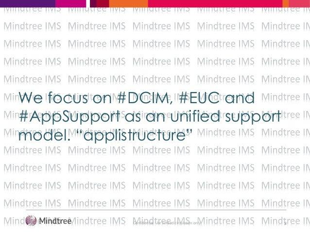 Mindtree IMS Offerings Slide 3