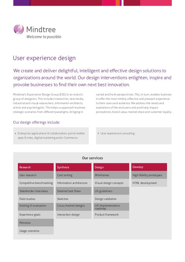 We create and deliver delightful, intelligent and effective design solutions to organizations around the world. Our design ...