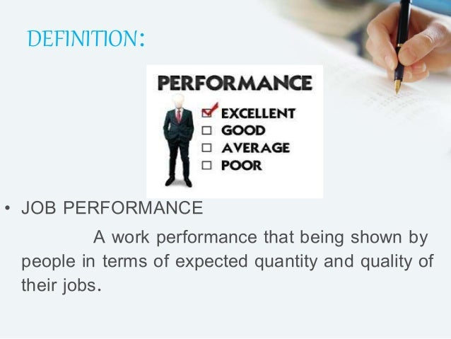 Performance review phrases for quality of work