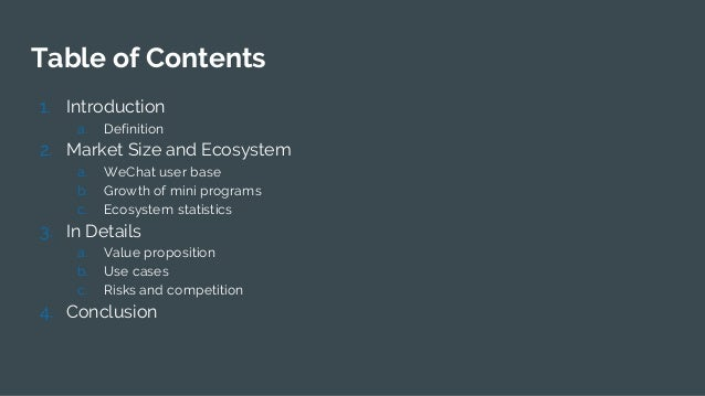 MindWorks Ventures: WeChat Mini-Program Report 2018 Slide 3