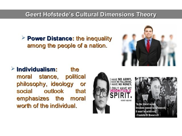 cultural dimension theories