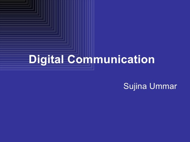 Fundamentals Of Communication Systems Proakis Pdf