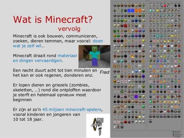 Minecraft in de bibliotheek - Idee bibliotheek ...
