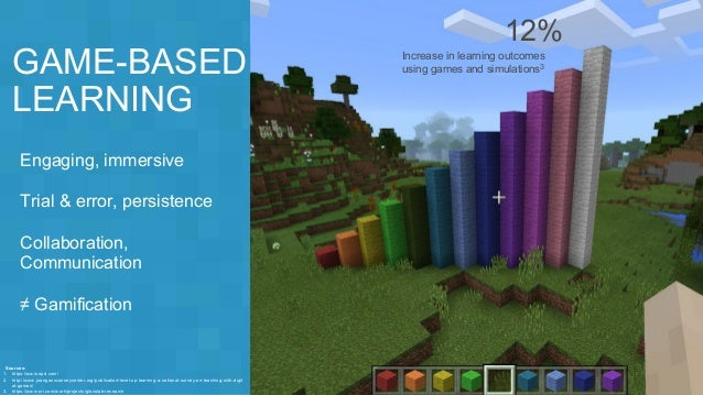 Minecraft Education Will It Improve Education Itec 2016