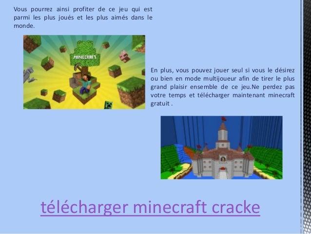 Telecharger Minecraft Slide 2
