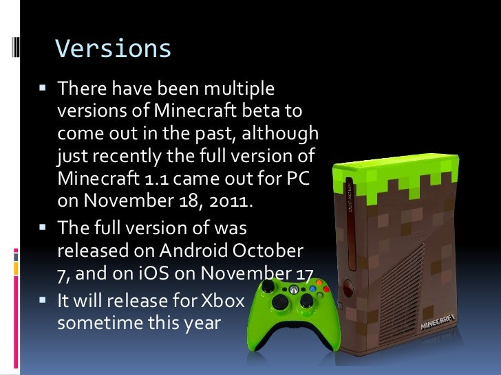 Can I Have Xbox Crafting On Pc Minecraft