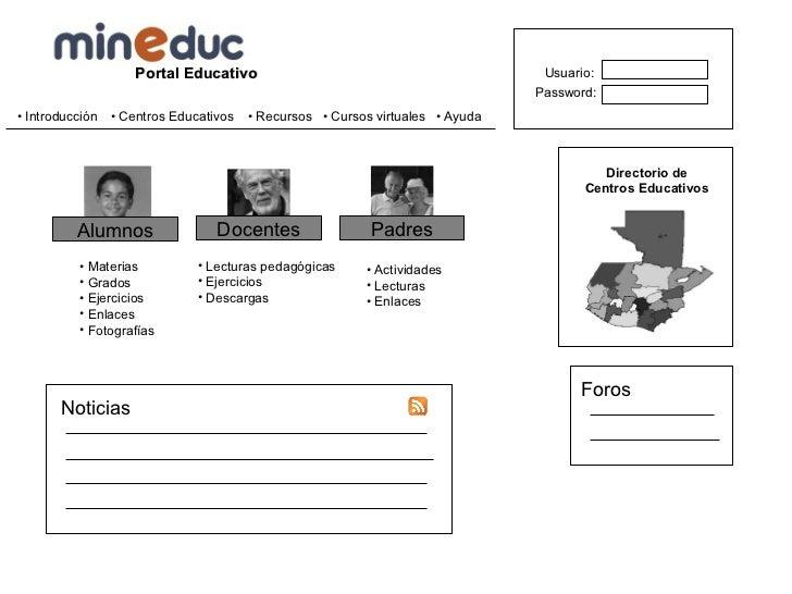 Mineduc.edu.gt Slide 2