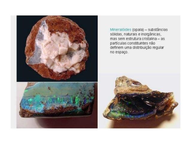 Minerais 11ºbg