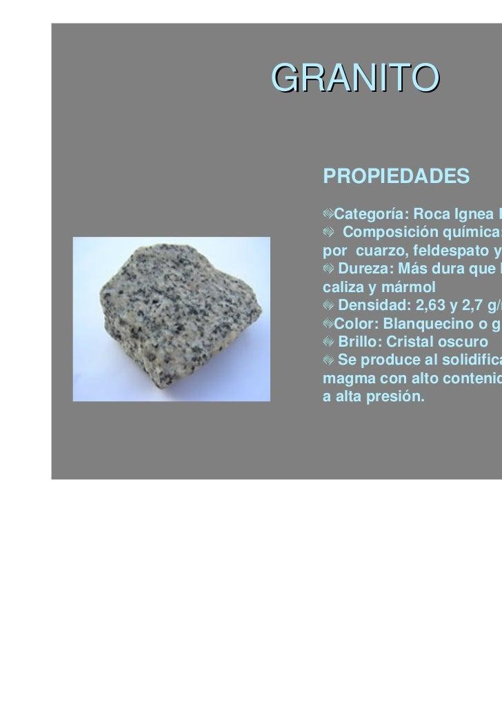 Minerales y rocas for Origen del marmol