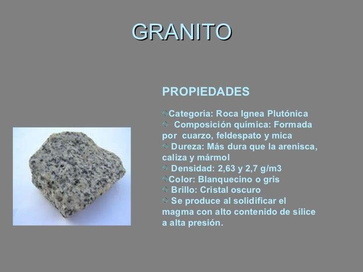 Minerales y rocas - Caracteristicas del marmol ...