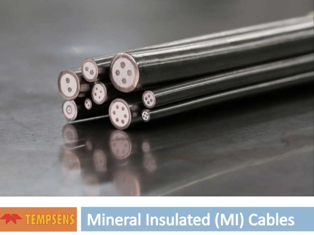 Mineral Insulated Mi Cables