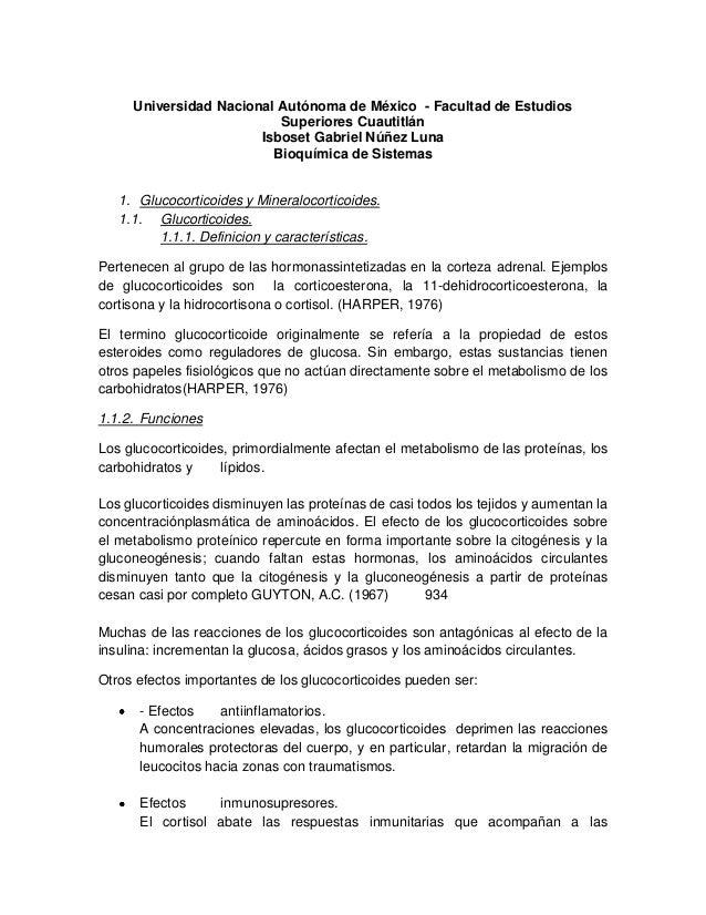 Universidad Nacional Autónoma de México - Facultad de Estudios                          Superiores Cuautitlán             ...