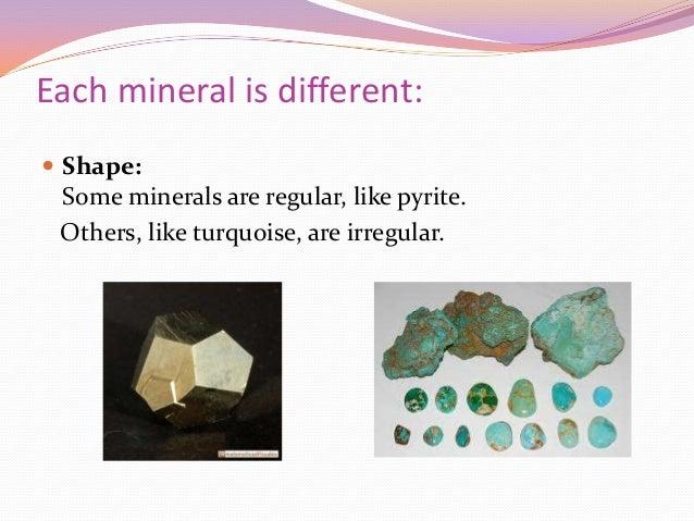 Minerals arianee Slide 3