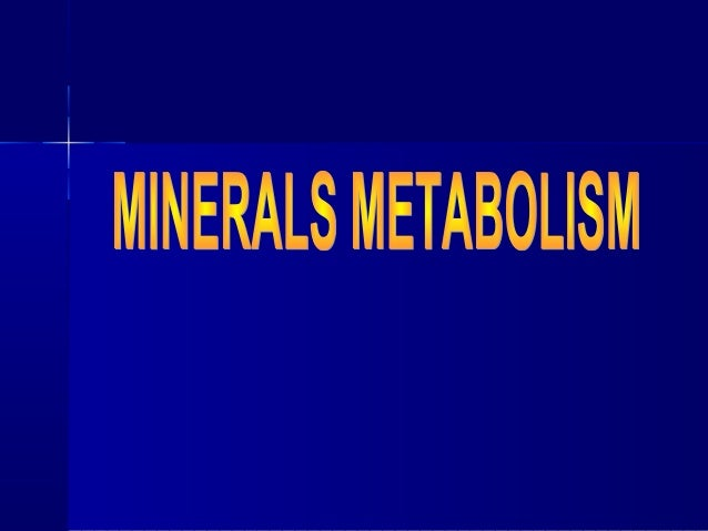 Classification of minerals in human body:  According to body needs, minerals are divided:According to body needs, mineral...