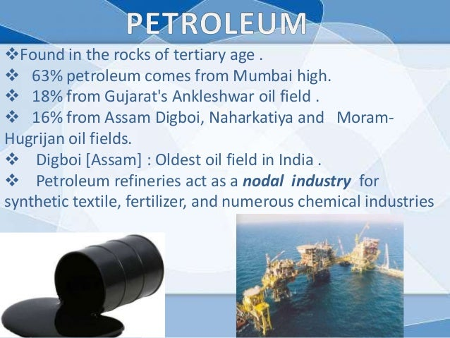 Minerals And Energy Resources Class 10 Geography