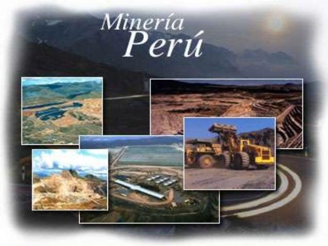 Minería  Casi desde el principio de la edad de piedra, hace 2,5 millones de años a mas.  Es la obtención selectiva de mine...