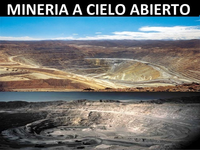 Mineria A Cielo Abierto Ultima