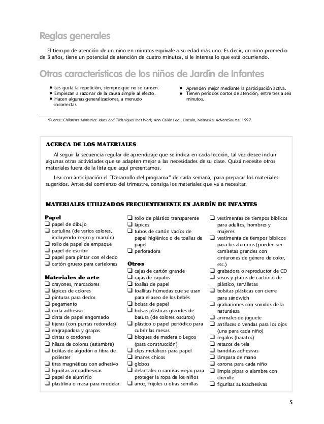 Infantes   Folleto Mestros  Escuela Sabática para Menores   Tercer t…