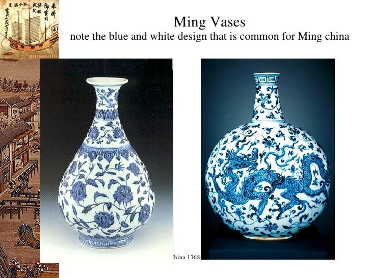 Ming Vases Art Project