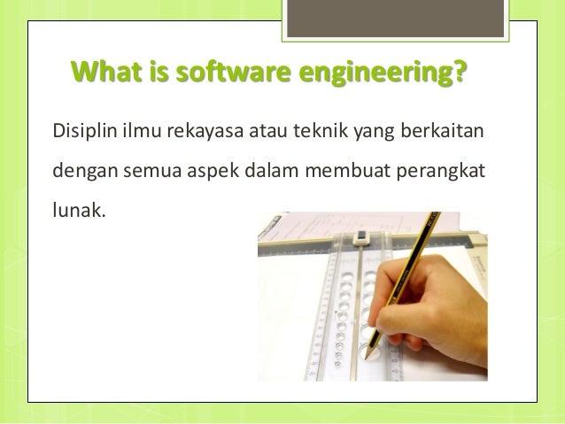 Software Process Serangkaian aktifitas yang tujuannya adalah pembangunan atau evolusi perangkat lunak. Aktifitas: 1. Spesi...