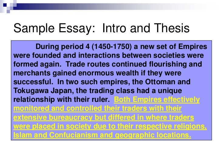 ming ott comparative sample essay 7 sample essay