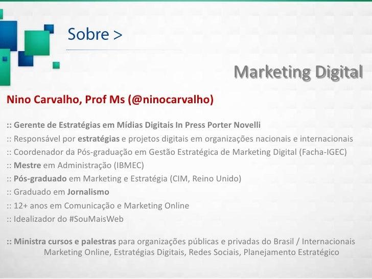 Dicas, verdades e mitos sobre marketing digital Slide 2