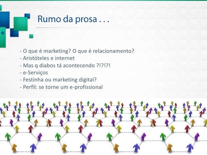 Dicas, verdades e mitos sobre marketing digital Slide 3