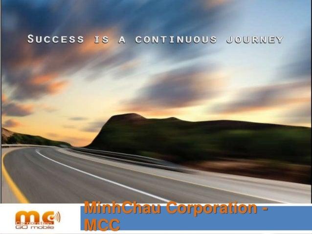 MinhChau Corporation - MCC