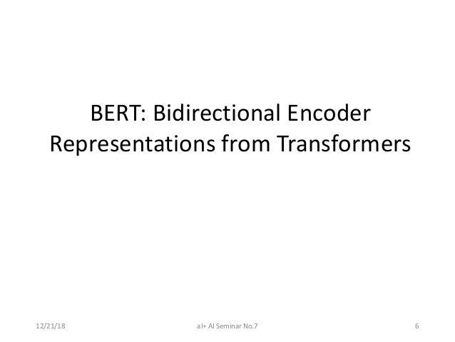 BERT: Pre-training of Deep Bidirectional Transformers for