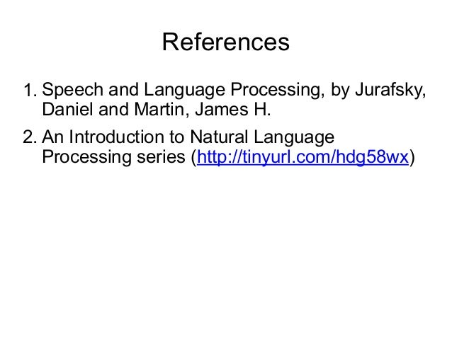 Speech and Language Processing 2nd Edition PDF - Ready For AI
