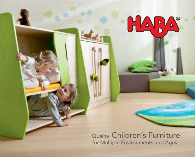 Quality Children's Furniture for Multiple Environments and Ages