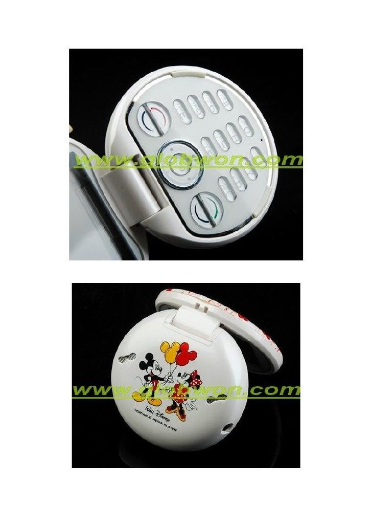 Mini Cute C93 Disney Mickey Mouse Handy