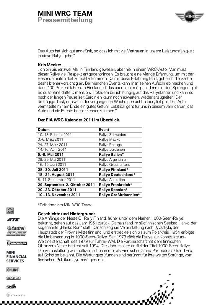 MINI-WRC-Team---Rallye-Finnland---Vorschau-2011-pdf.pdf Slide 2