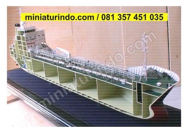Miniatur Kapal Laut 081 357 451 035 (TSEL)