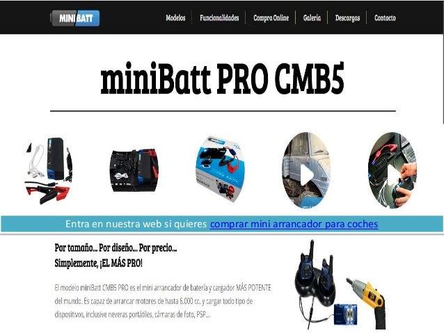 Minibatt