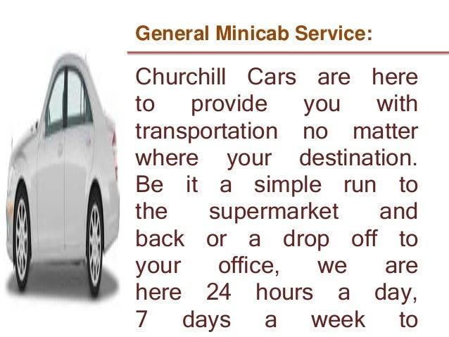 Minicab london Slide 2
