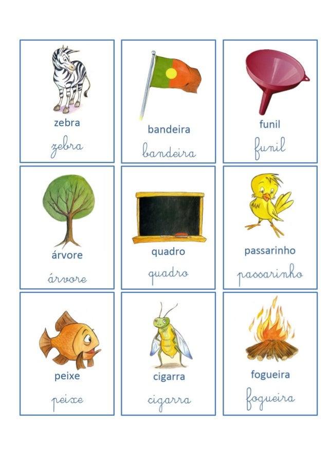 Mini cartões 28 palavras Slide 3