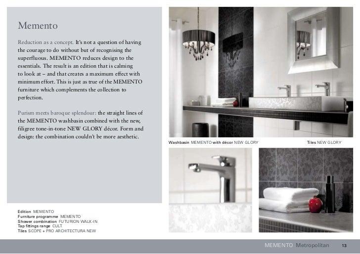 12  13. Mini catalogue www villeroy boch vn   www villerot boch com vn   www