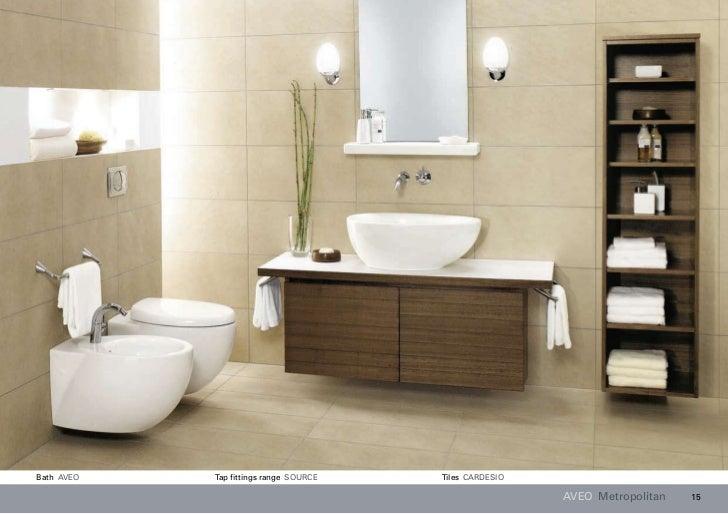 Bath AVEO Tap Fittings Range SOURCE Tiles ...