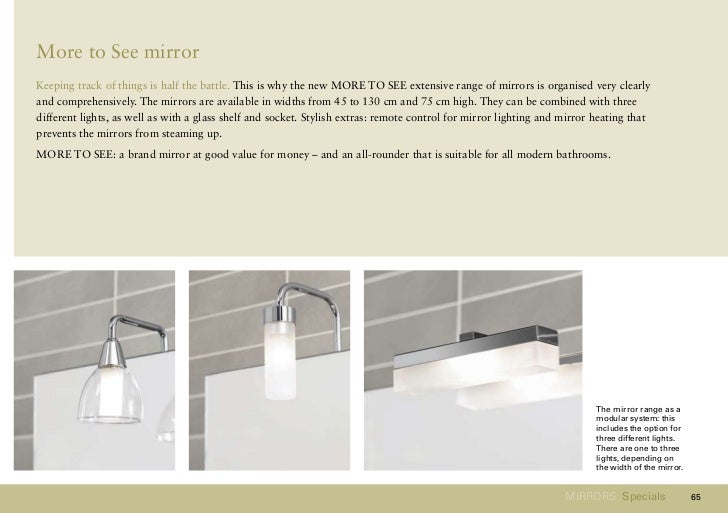 More to See mirrorKeeping. Mini catalogue www villeroy boch vn   www villerot boch com vn   www