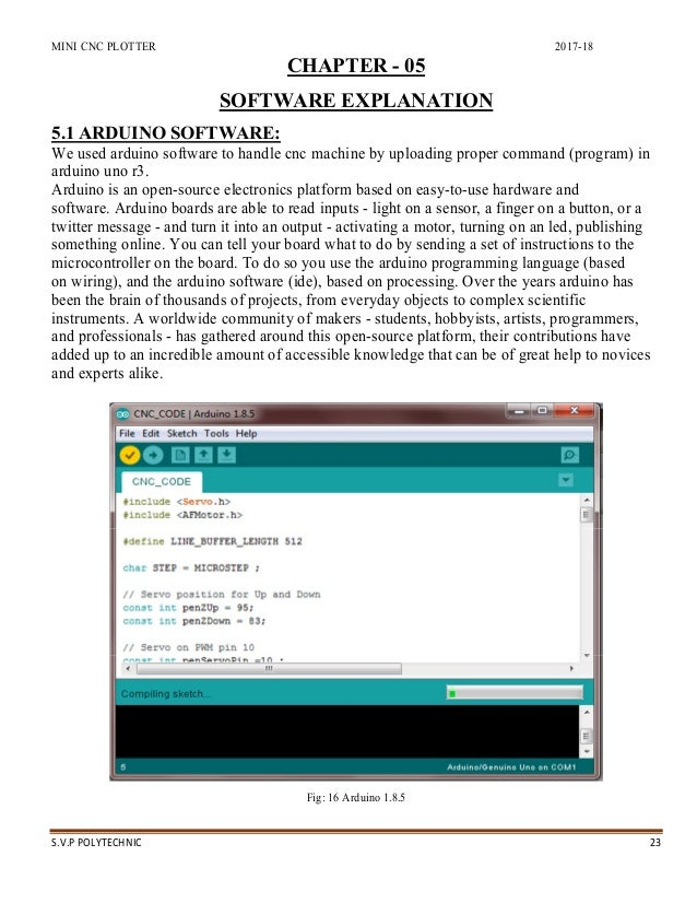 Pen Plotter Software