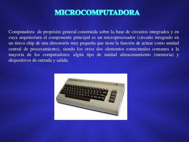 Circuito Integrado De Dimensiones Muy Pequeñas : M ini computadoras y microcomputadoras