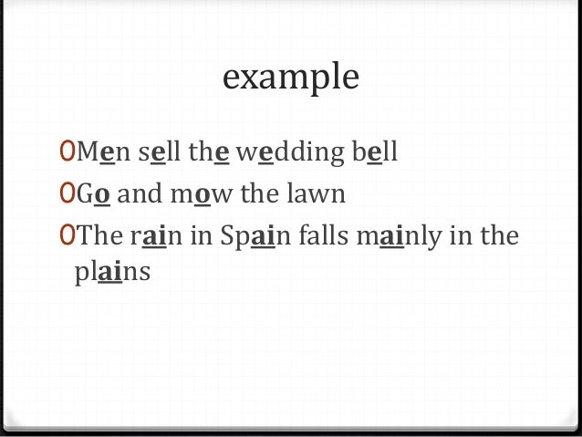 how to use assonance in a sentence