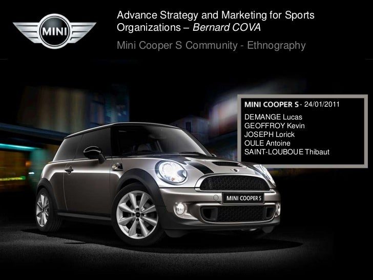 mini coopers - community