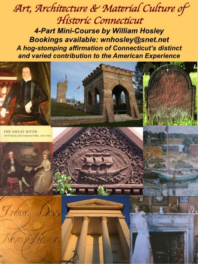 Mini Courses on American Art, Heritage, Placemaking & Tourism by William Hosley