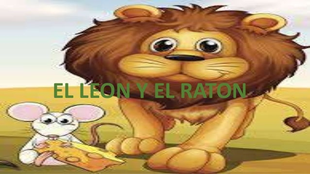 LEON Y EL RATON