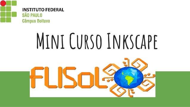 Mini Curso Inkscape