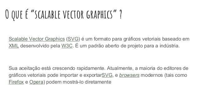 Missão A missão era criar uma ferramenta de desenho que implementasse completamente o formato SVG, que fosse escrita em C+...