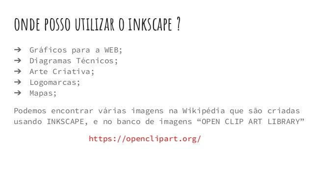 """como melhorar ? Pregue o Inkscape ao mundo! Ou seja, faça marketing e """"evangelismo"""" para o Inkscape."""
